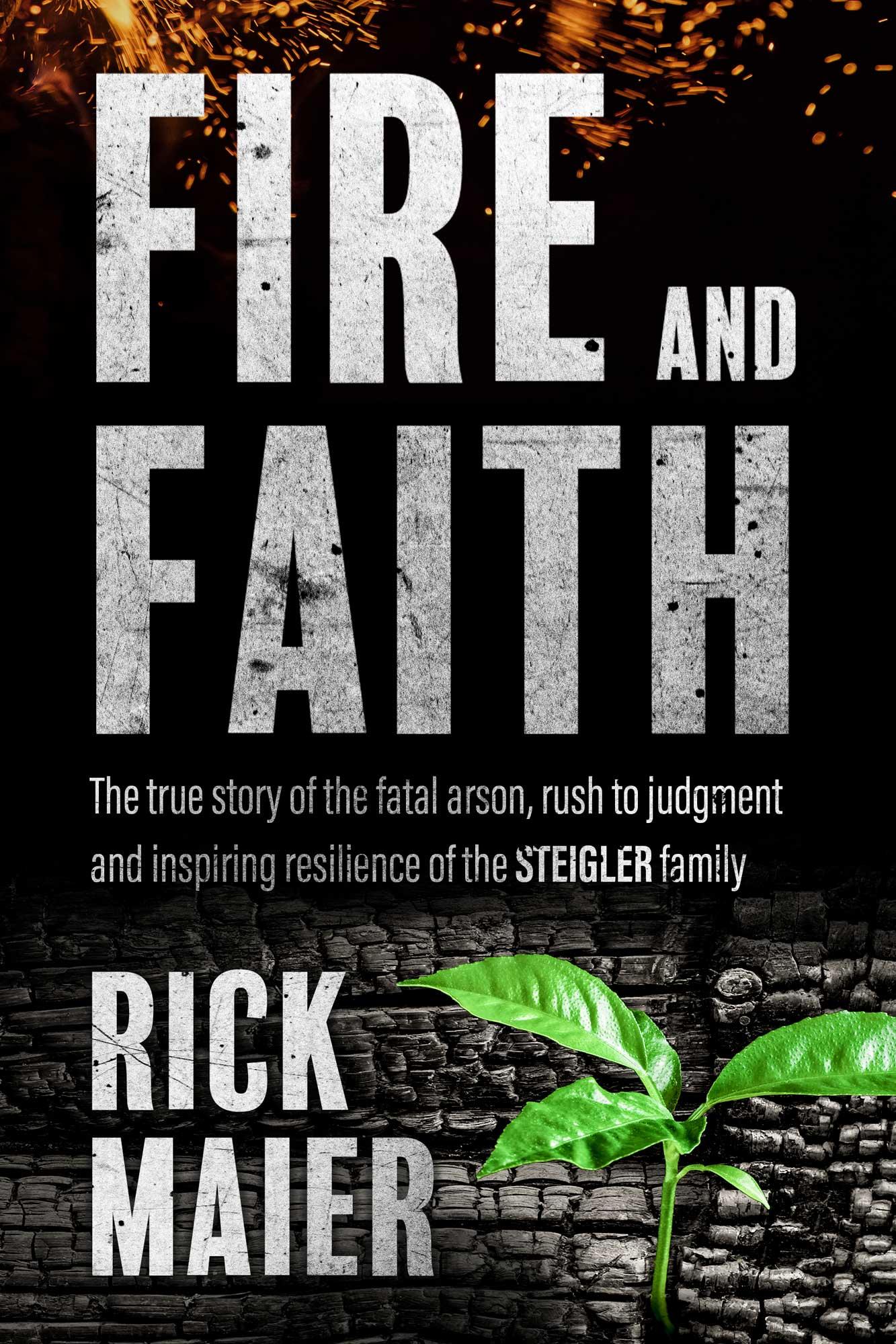 Fire and Faith Book